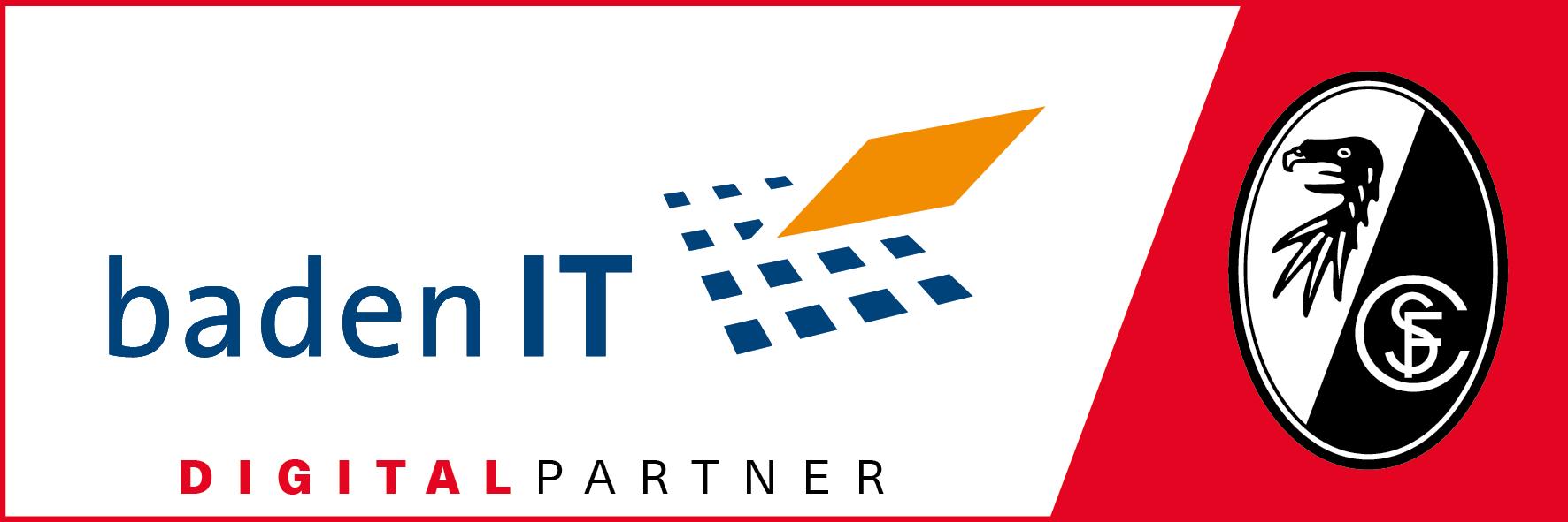 Digital-Partner des SC Freiburg