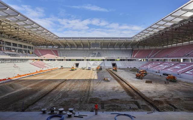 Internet im Stadion: Neues SC-Stadion geht online